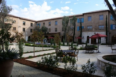 Paso Roble's Allegretto Vineyard Resort