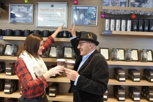 Philz Coffee A San Francisco Institution Opens on Market Street