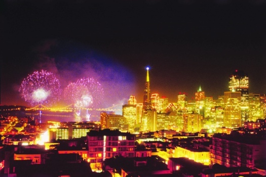 New Years Eve Dining & Parties In San Francisco