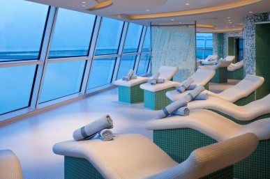 The Incredible Canyon Ranch Spa On Celebrity Cruise's Reflection