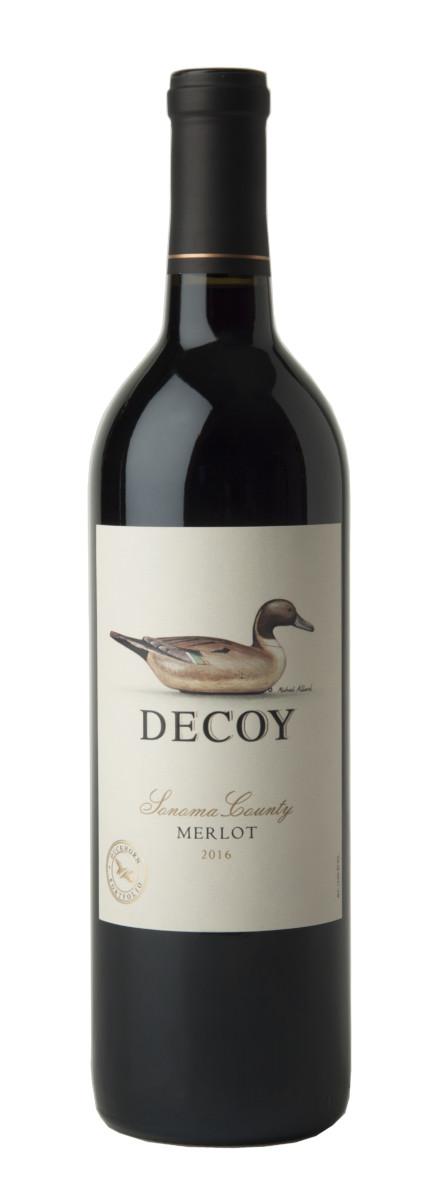 2016 Decoy Sonoma County Merlot