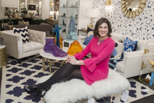 Jonathan Adler Sip & Shop Event With Emily The JetSetting Fashionista