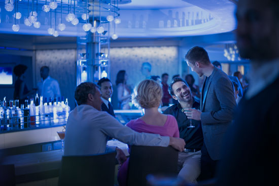 Celebrity Cruises Drinks