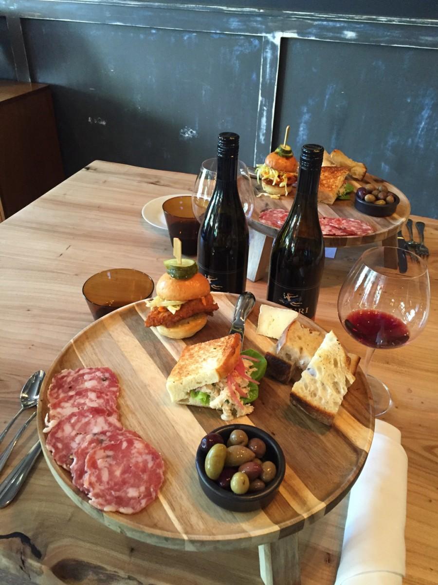 Healdsburg Tasting Rooms