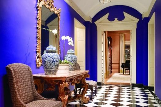 The Fairmont San Francisco's Penthouse Suite