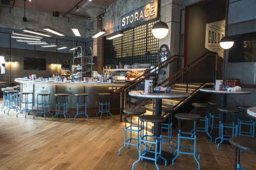 Cold Storage A Chicago Hot Spot With Amazing Eats