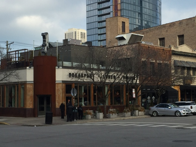 Chicago Restaurants On West Randolph Street