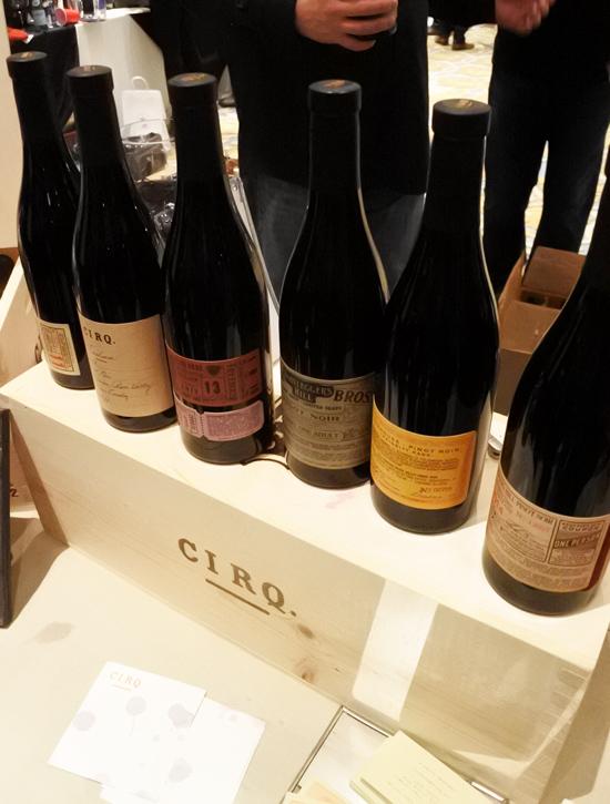 World of Pinot Noir Event 2017