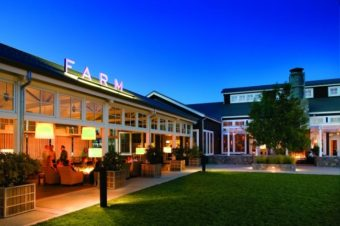 The Farm Restaurant At The Carneros Inn Napa Valley