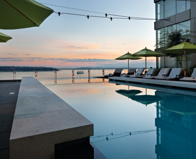The Four Seasons Hotel Spa Seattle