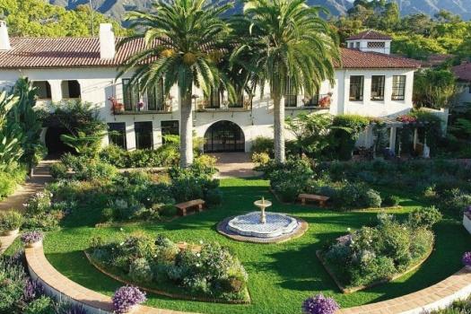 Four Seasons Santa Barbara Resort The Biltmore