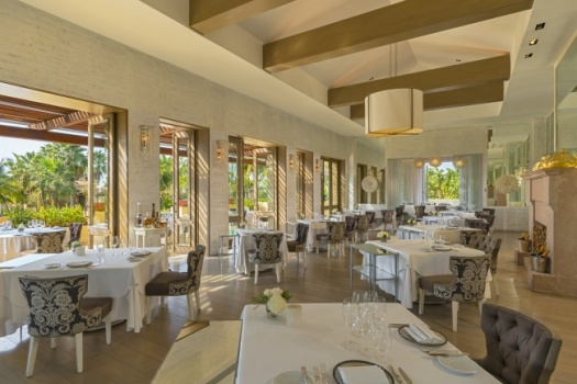 The St. Regis Punta Mita's Carolina Restaurant