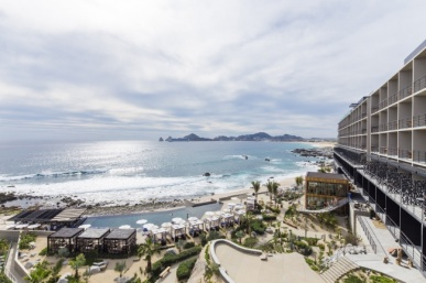 The Cape A Thompson Hotel in Cabo San Lucas Mexico