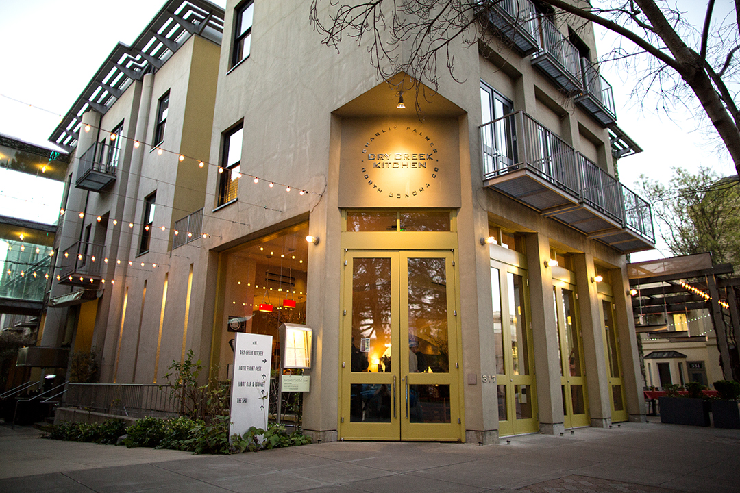Healdsburg Best Restaurants
