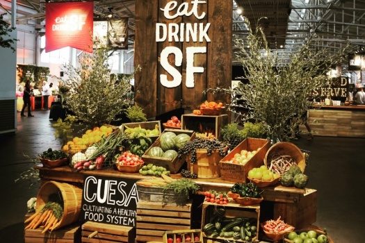 The Incredible Friday night Grand Tasting at Eat Drink SF 2016