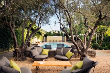 A Day of R & R at The Hotel Healdsburg Pool & Spa