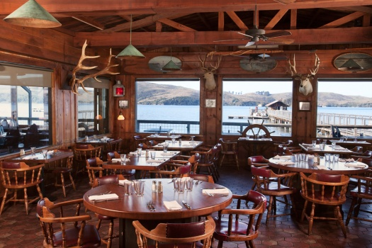 The Charming & Delicious Nick's Cove Restaurant