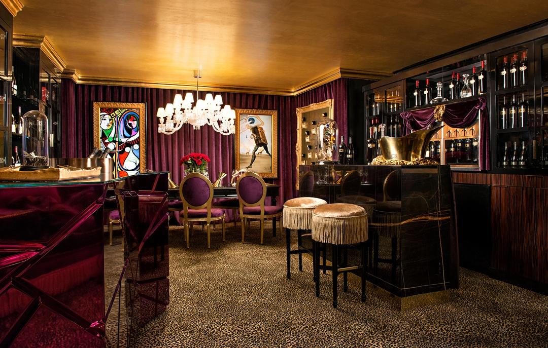 JCB Lounge Ritz Carlton San Francisco