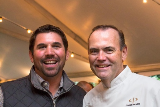 Charlie Palmer & Clay Mauritson's Project Zin Event