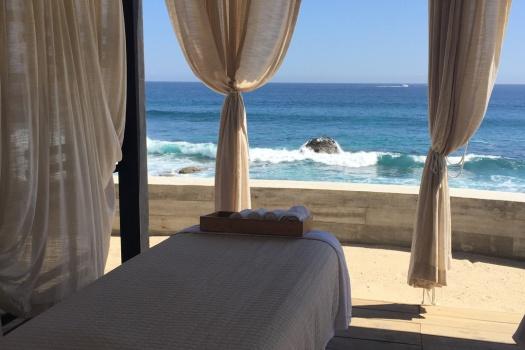 The Cape Cabo San Lucas & Their Incredible Spa