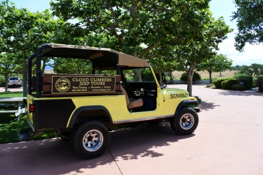 The Gainey Vineyard Incredible Jeep Tour a Santa Barbara must!