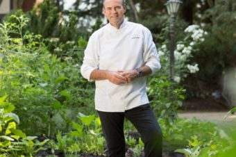 Interview with Talented Chef Charlie Palmer