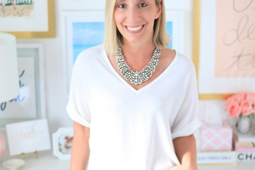 Bloggers I Adore: Interview with Julia of Lemon Stripes