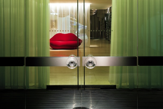 Sanderson a Chic West End Hotel By The Morgans Hotel Group