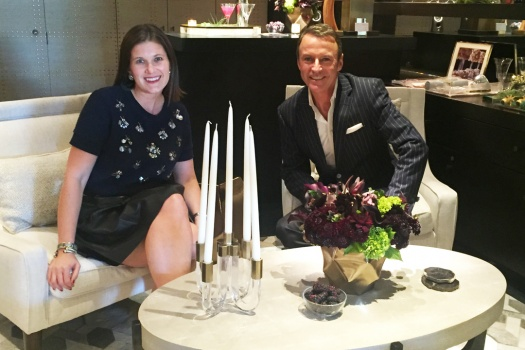 Interview with Legendary Event Planner Colin Cowie