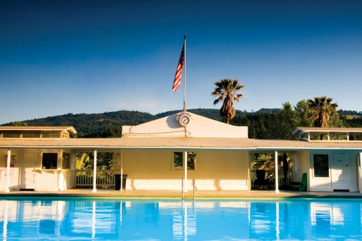 The Lovely Indian Springs Resort & Spa's Pool & Spa