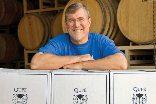 Interview with Qupe Winemaker Bob Lindquist