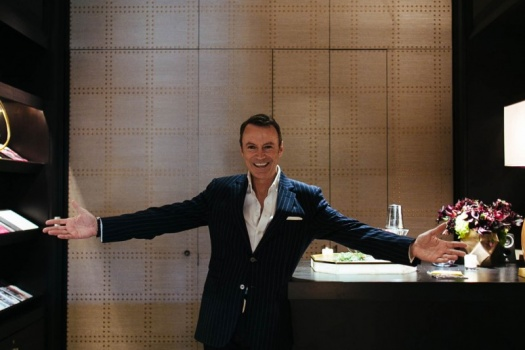 The NEW Event Studio by Colin Cowie at The Rosewood Sand Hill