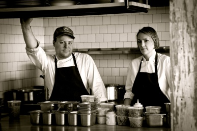 CHEF SARAH & EVAN RICH INTERVIEW: RICH TABLE SAN FRANCISCO