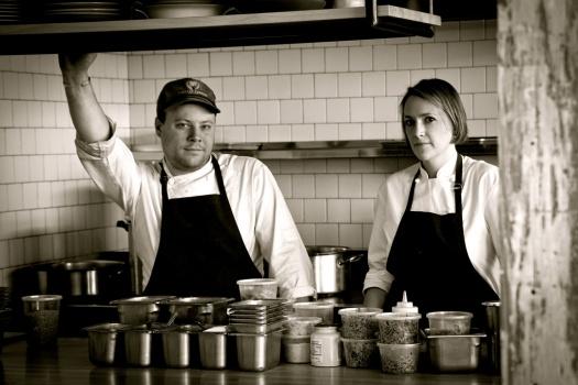 CHEF SARAH & EVAN RICH INTERVIEW: RICH TABLE SAN FRANCISCO