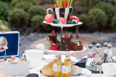 The Over The Top Mad Hatters Tea Party at The Sanderson Hotel London