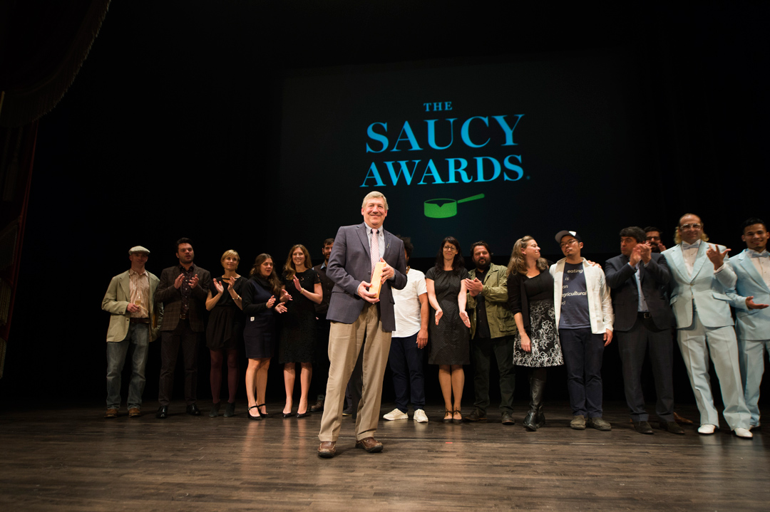 San Francisco's Saucy Awards