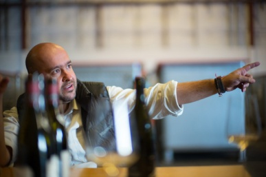 Interview with Incredible Winemaker Rajat Parr