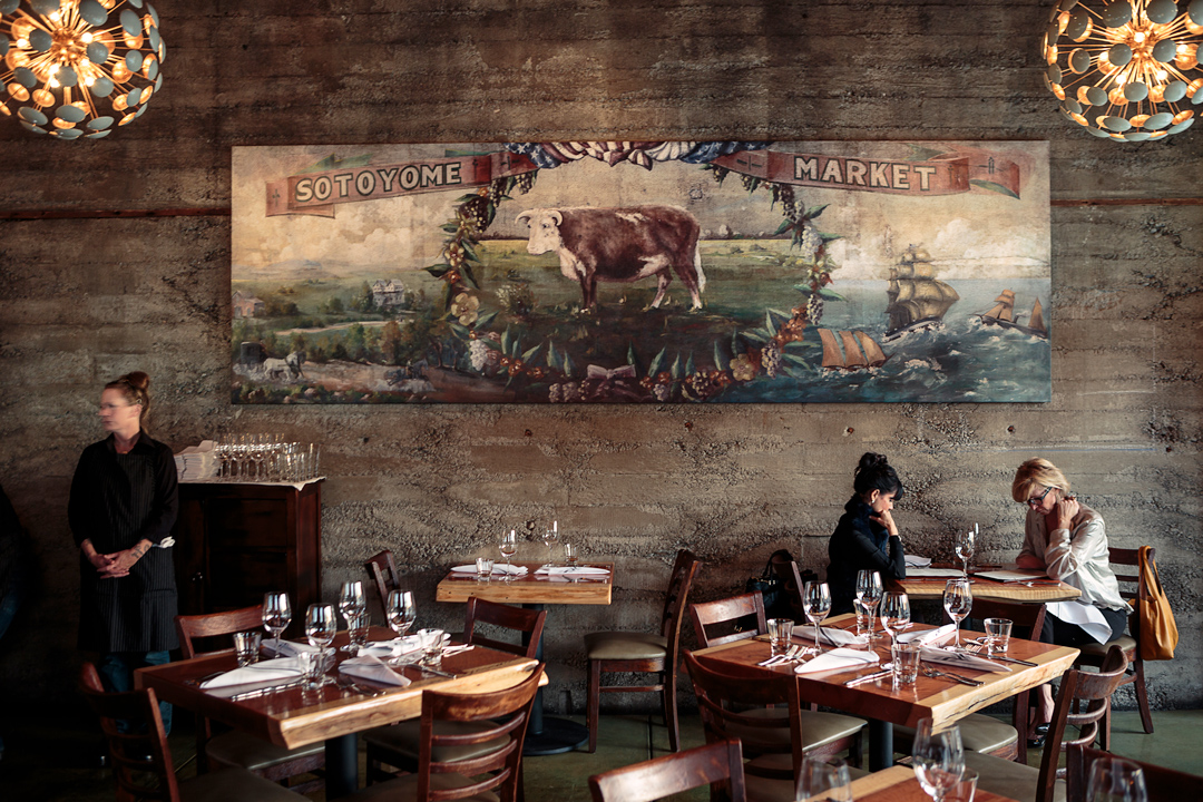 Healdsburg Top 10 Eats