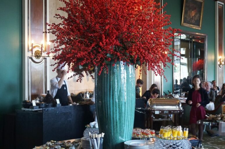 The Four Seasons Ritz Lisbon's Incredible Brunch