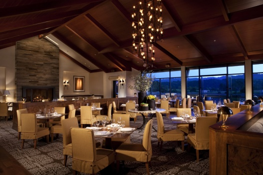 The Rosewood Sand Hill Madera Restaurant