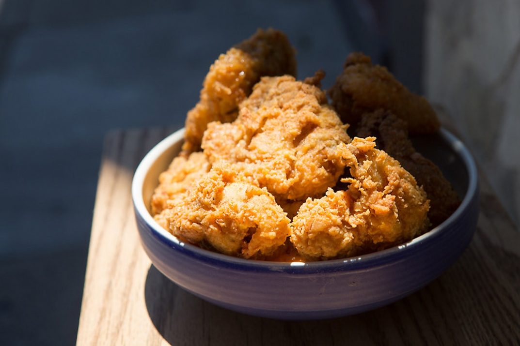San Francisco Top 10 Fried Chicken