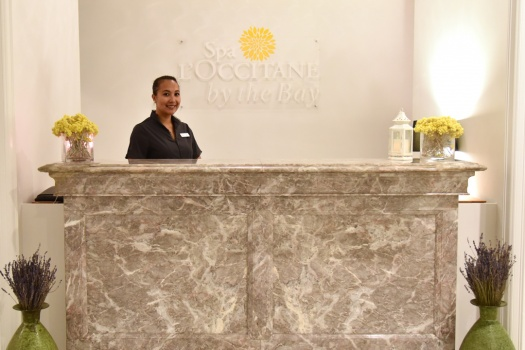 Spa L'Occitane: The Ritz Carlton San Francisco