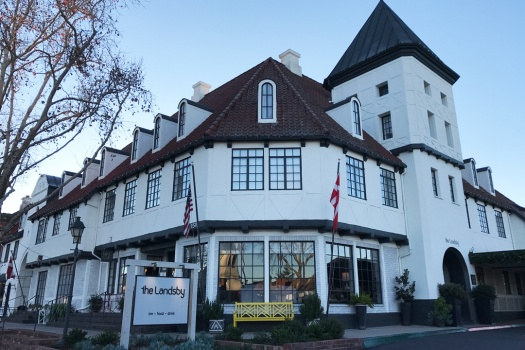 The Landsby Hotel A Charming Boutique Hotel in Solvang