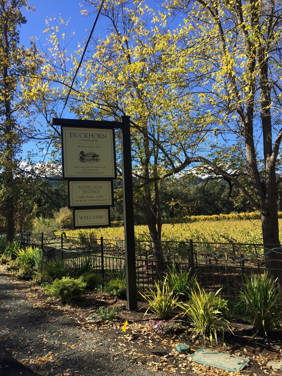 Duckhorn Vineyards Napa