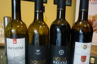 Porto Reccua Wines From Portugal's Douro Wine Region