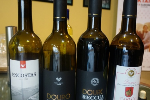 Porto Reccua Wines From Portugal's Douro Wine Region