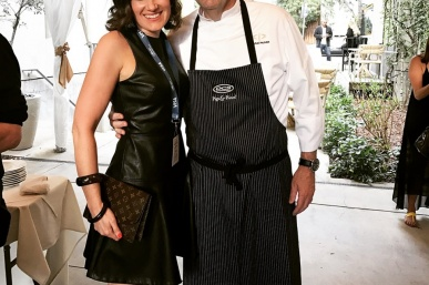 Chef Charlie Palmer's Amazing Pigs & Pinot Event 2017