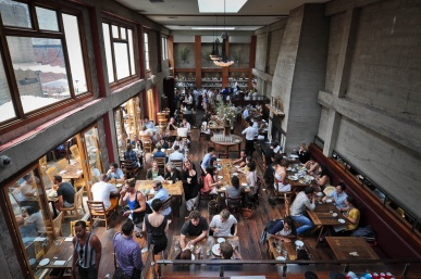 Easter Dining in San Francisco