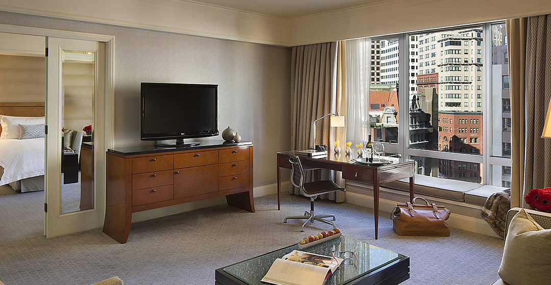 My Staycation At Four Seasons San Francisco