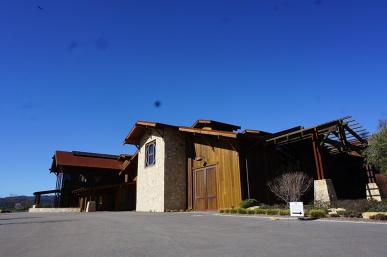 Paso Roble's Halter Ranch Winery